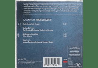 Joshua Bell, Gotō Midori, The Cleveland Orchestra, London Symphony Orchestra - Violiin Concerto  - (CD)