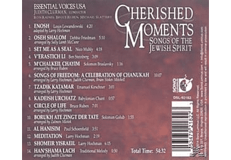 Clurman/Essential Voices USA - Cherished Moments  - (CD)