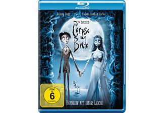 Tim Burton's Corpse Bride: Hochzeit mit einer Leiche Blu-ray