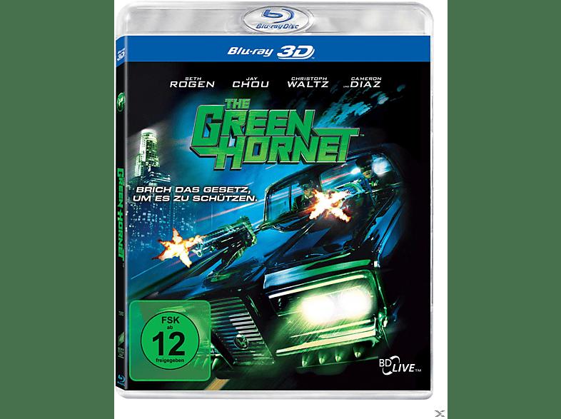The Green Hornet 3D-Edition [3D Blu-ray]