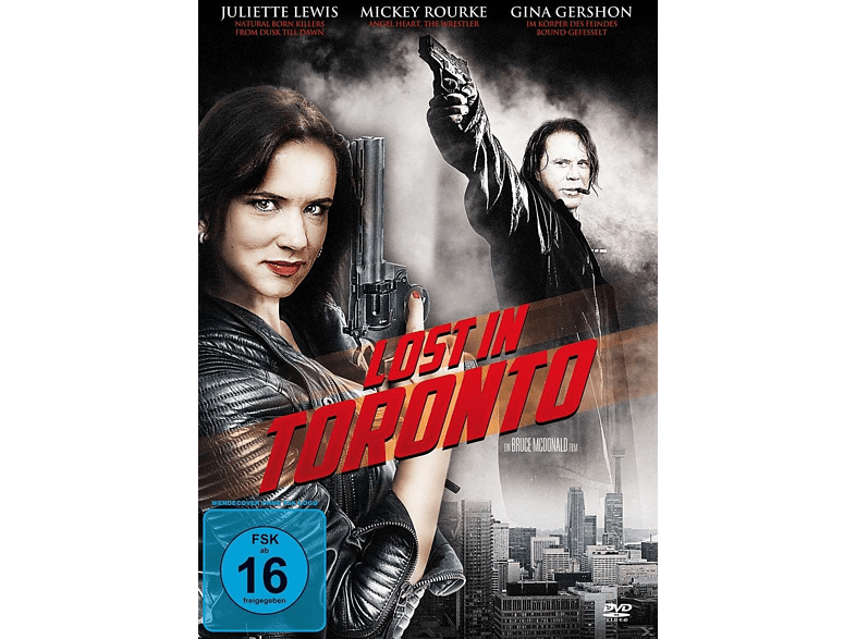 LOST IN TORONTO [DVD]
