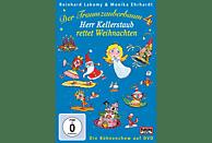 Der Traumzauberbaum 4: Herr Kellerstaub Rettet Wei [DVD]
