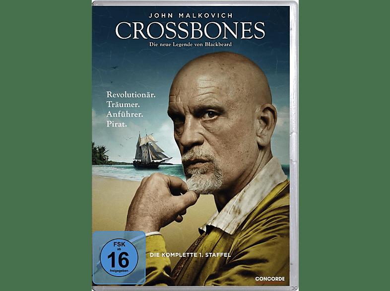 Crossbones - Staffel 1 [DVD]