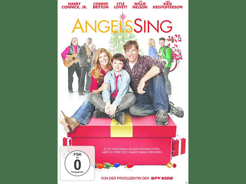 Angels Sing [DVD]