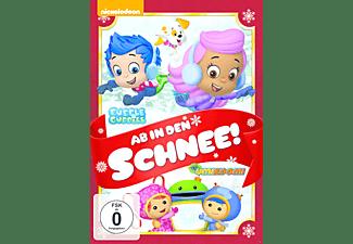 Bubble Guppies: Ab in den Schnee DVD