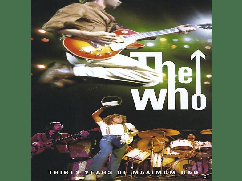 The Who - 30 Years Maximum R & B [CD]