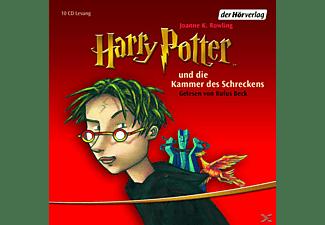 - Harry Potter und die Kammer des Schreckens  - (CD)