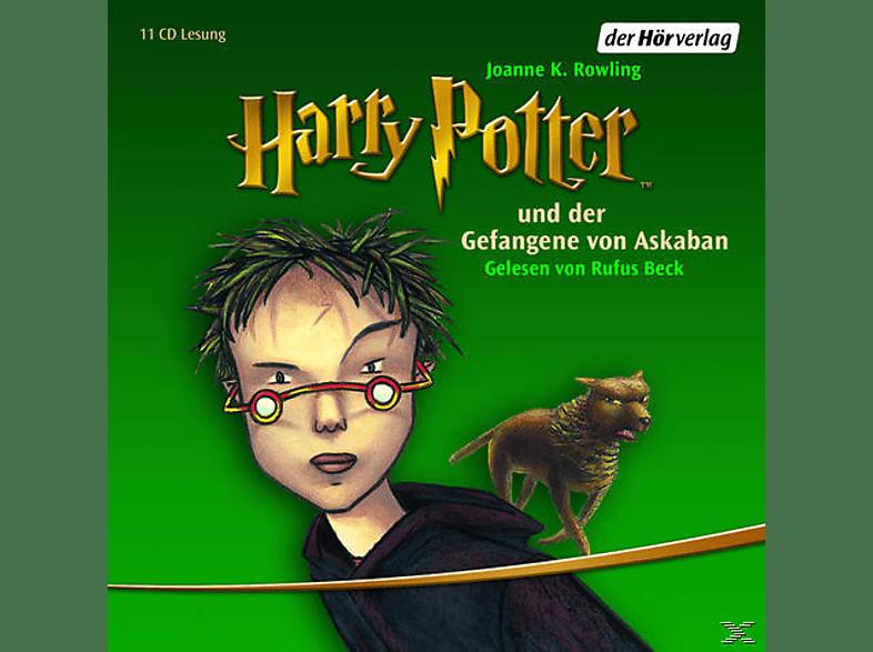 Harry Potter und der Gefangene von Askaban - (CD)