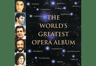 Andrea Bocelli, Alagna/Bartoli/Bocelli - Stars-A Night At The Opera  - (CD)