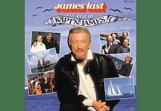 James Last - THE BEST OF KÄPT N JAMES  - (CD)