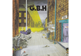 Gbh - City Baby Attacked By Rats  - (CD)