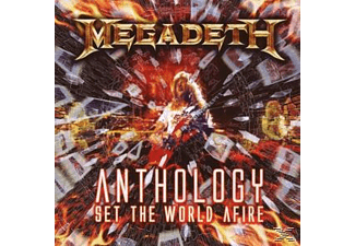 Megadeth - Anthology - Set The World Afire (CD)
