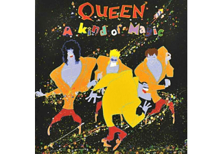 Queen - A Kind Of Magic (2011 Remastered) Deluxe Version (CD)