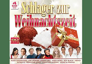 VARIOUS - Schlager Zur Weihnachtszeit  - (CD)