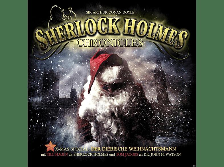 Sherlock Holmes Chronicles: Der diebische Weihnachtsmann (Xmas Special) - (CD)