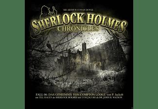 Sir Arthur Conan Doyle - Sherlock Holmes Chronicles 06: Das Geheimnis von Compton Lodge  - (CD)