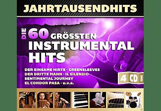 VARIOUS - Die 60 Größten Instrumentalhits  - (CD)