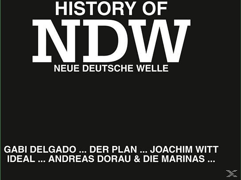 VARIOUS - History Of Ndw [CD]