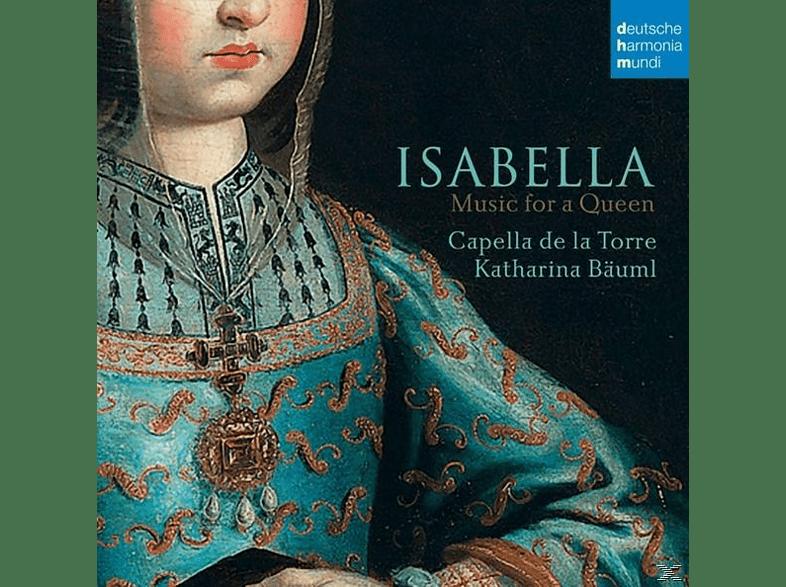 Capella De La Torre - Isabella-Music For A Queen [CD]