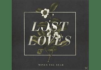 Minus The Bear - Lost Loves  - (CD)