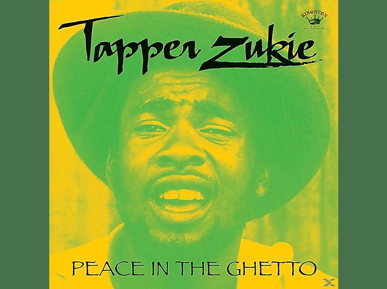Tapper Zukie - Peace In The Ghetto [CD]