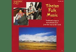 VARIOUS - World Music-Tibetan Folk Music  - (CD)