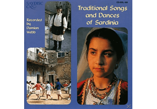 VARIOUS - Songs And Dances Of Sardinia - (CD)