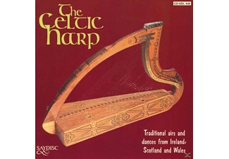 Monger - The Celtic Harp - (CD)