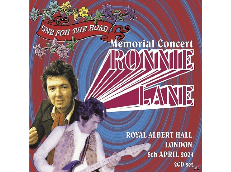 RONNIE.=TRIB= Lane - Ronnie Lane Memorial Concert,8th April 2004 [CD]