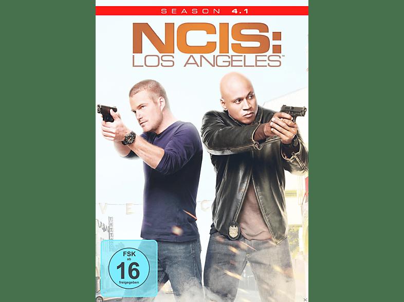 Navy CIS: L.A. - Staffel 4.1 [DVD]