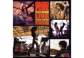Gr Funk Railroad - LIVE ALBUM 1971 TOUR [CD]