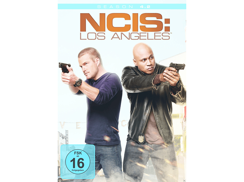 Navy CIS: L.A. - Staffel 4.2 [DVD]