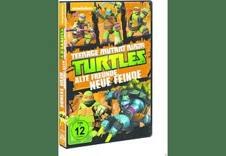 Teenage Mutant Ninja Turtles – Alte Freunde, neue Feinde DVD