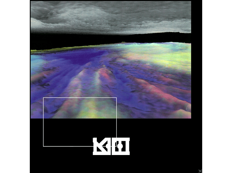 Lee Gamble - Koch [CD]