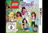 Lego Friends (Software Pyramide) [Nintendo 3DS]