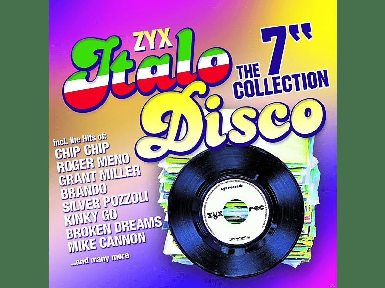 VARIOUS - Zyx Italo Disco New Generation Vol.7 [CD]
