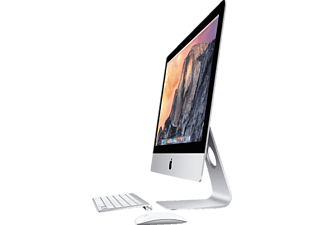APPLE ME087D/A iMac, All-In-One PC mit 21,5 Zoll Display, Core i5 Prozessor, 8 GB RAM, 1 TB HDD, NVIDIA GeForce GT 750M, Weiß