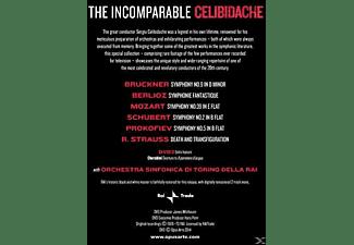 Orchestra Sinfonica Della Rai Di Torino - The Incomparable Celibidache  - (DVD)