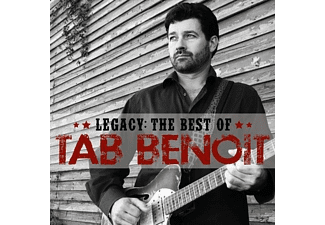 Tab Benoit - The Best Of Tab Benoit  - (CD)