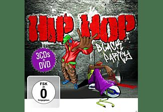 hip hop black party 3cd dvd various auf cd online kaufen. Black Bedroom Furniture Sets. Home Design Ideas