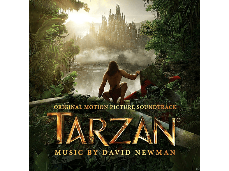 David Ost / Newman - Tarzan [CD]