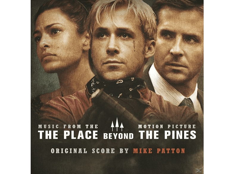 Mike Patton - The Place Beyond The Pines [CD]