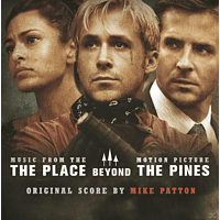Mike Patton - The Place Beyond The Pines - [CD]