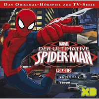 Marvel: Der ultimative Spider-Man 02 - (CD)