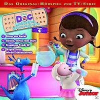 Walt Disney - Doc McStuffins-Folge 4 - (CD)