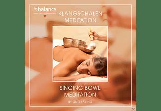 Ong Ba Ling - Klangschalen Meditation - Singing Bowl Meditation  - (CD)
