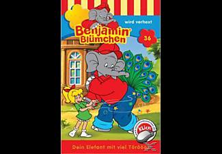 Benjamin Blümchen - Folge 036:...Wird Verhext  - (MC)