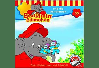 Benjamin Blümchen Folge 55: Und die Astrofanten  - (MC)