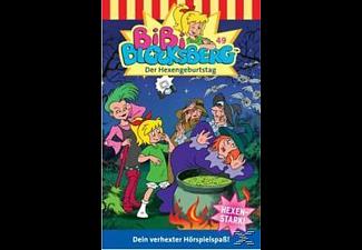 Bibi Blocksberg - Folge 049: Der Hexengeburtstag  - (MC)