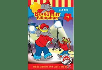 Benjamin Blümchen - Folge 072: Und Bino  - (MC)